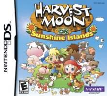 Harvest Moon DS: Sunshine Islands