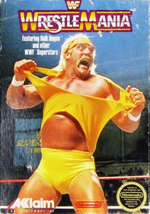 WWF WrestleMania (1989)