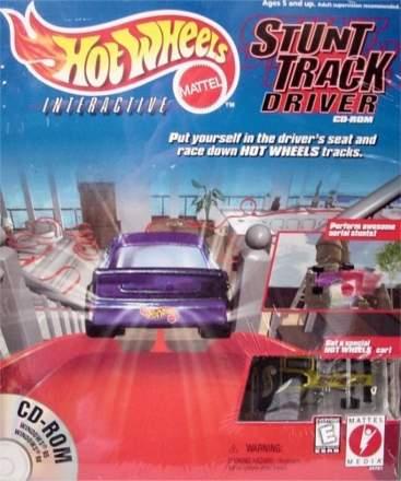 Hot Wheels: Stunt Track Driver (1998)