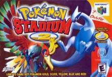 Pokemon Stadium 2