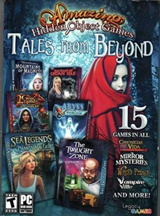 Amazing Hidden Object Games Tales From Beyond