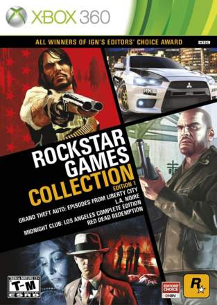 Rockstar Games Collection: Edition 1