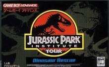 Jurassic Park Institute Tour: Dinosaur Rescue