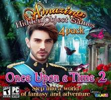 Amazing Hidden Object Games 4 Pack: Once Upon a Time 2