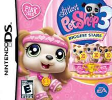 Littlest Pet Shop 3: Pink Team