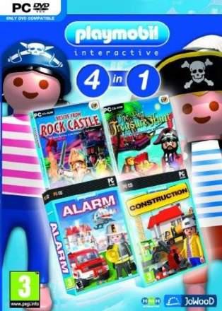 Playmobil 4 in 1 Package
