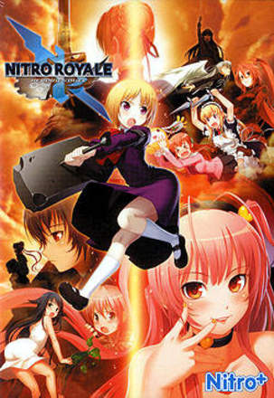 Nitro Royale ~Heroines Duel~
