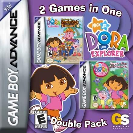 Nick Jr. Dora the Explorer Double Pak