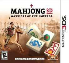 Mahjong 3D: Warriors of the Emperor