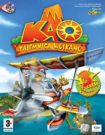 KAO: Mystery of Volcano
