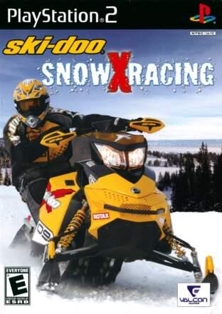 Ski-doo Snow X Racing
