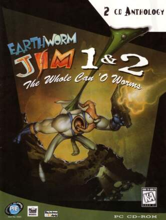 Earthworm Jim 1&2: The Whole Can 'O Worms