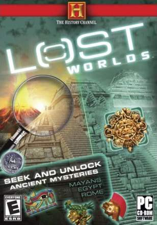 The History Channel: Lost Worlds