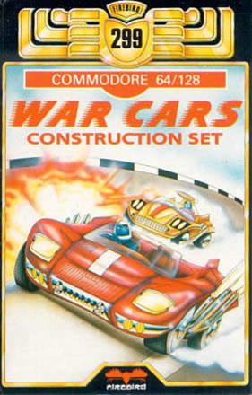 War Cars Construction Kit