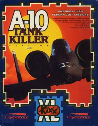 A-10 Tank Killer Version 1.5
