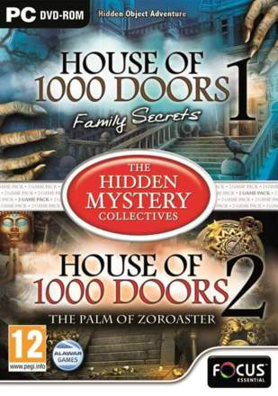 The Hidden Mystery Collectives: House of 1000 Doors 1 and 2
