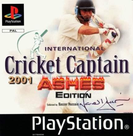 International Cricket Captain 2001: Ashes Edition