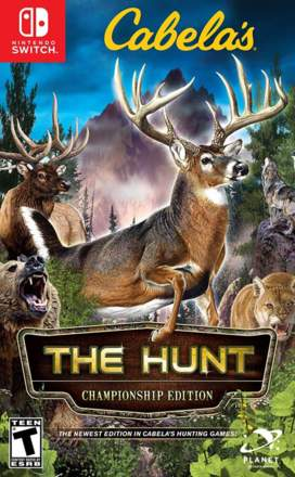 Cabela's The Hunt: Championship Edition