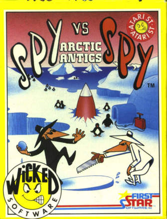 Spy vs Spy: Arctic Antics