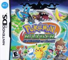 Pokemon Ranger: Shadows of Almia
