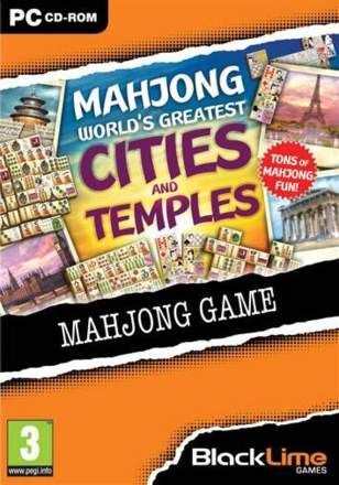 Mahjong World's Greatest Cities and Temples