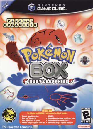 Pokemon Box: Ruby and Sapphire