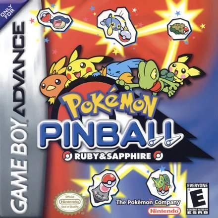 Pokemon Pinball: Ruby & Sapphire