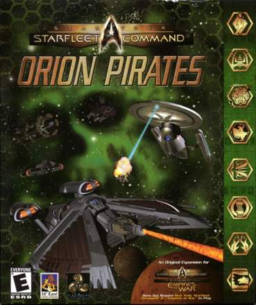 Star Trek Starfleet Command: Orion Pirates