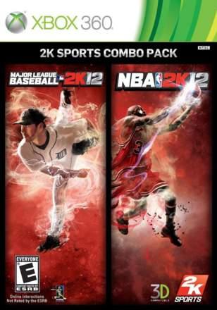 MLB 2K12/NBA 2K12 Combo Pack