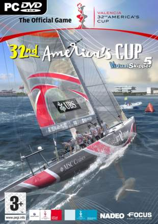 Virtual Skipper 5: 32nd America's Cup - The Game