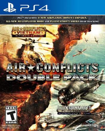Air Conflicts Double Pack (2016)