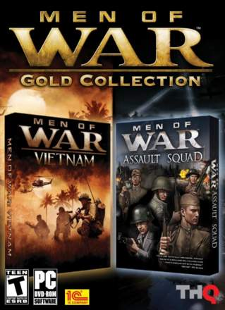 Men of War: Gold Collection