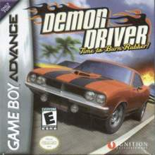 Demon Driver: Time to Burn Some Rubber