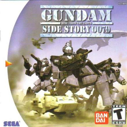 Gundam Side Story 0079: Rise from the Ashes