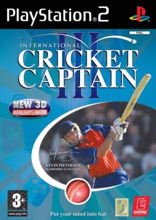 International Cricket Captain III
