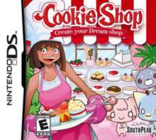 Cookie Shop: Create Your Dream Shop