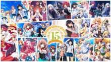 PULLTOP 15th x 15 Title Premium Anniversary Pack