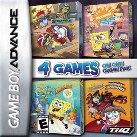 Nickelodeon Vol. 1 4-Pack
