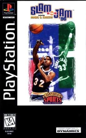 Slam 'n Jam '96 featuring Magic & Kareem