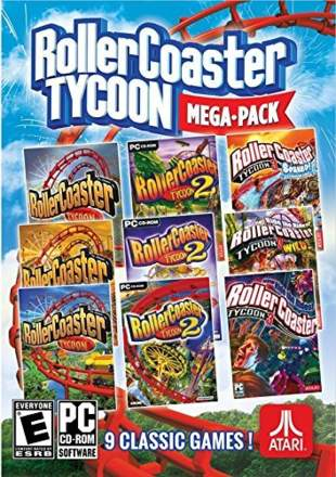 Rollercoaster Tycoon: Mega Pack