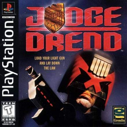 Judge Dredd (1998)