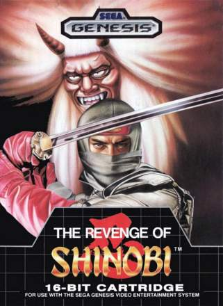 The Revenge of Shinobi (1989)