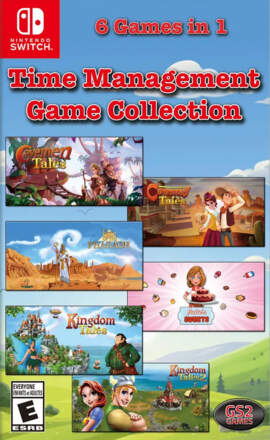 Time Management Game Collection