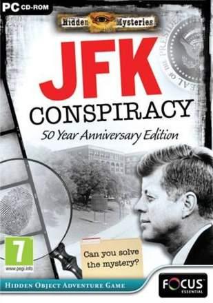 Hidden Mysteries: JFK Conspiracy