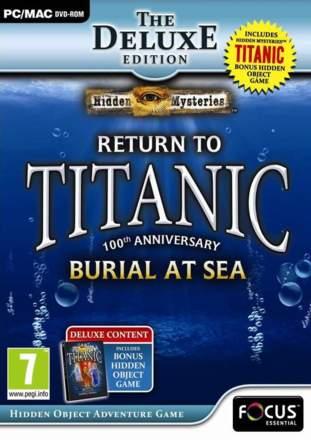 Hidden Mysteries: Return to Titanic