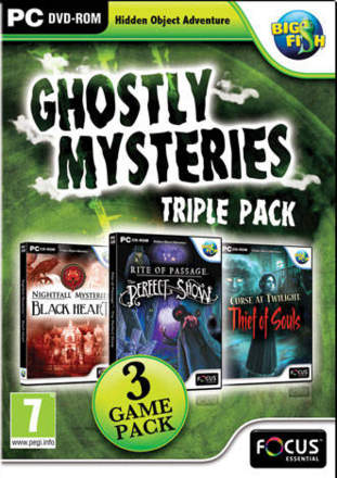 Ghostly Mysteries Triple Pack