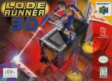 Lode Runner 3-D