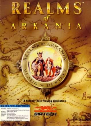 Realms of Arkania: Blade of Destiny (1992)