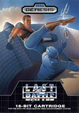 Last Battle (1988)