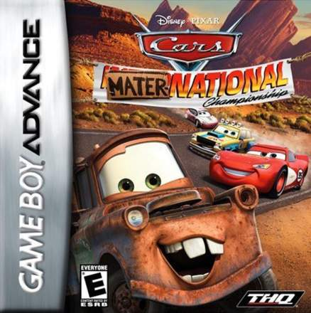 Disney/Pixar Cars Mater-National Championship